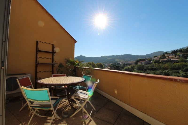 Vente appartement Collioure 370000€ - Photo 1