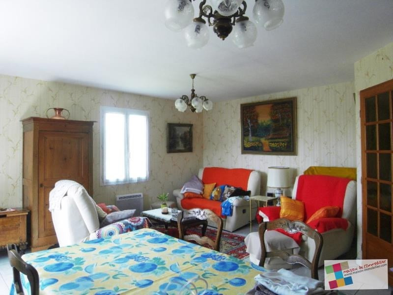 Location maison / villa Louzac st andre 692€ CC - Photo 3