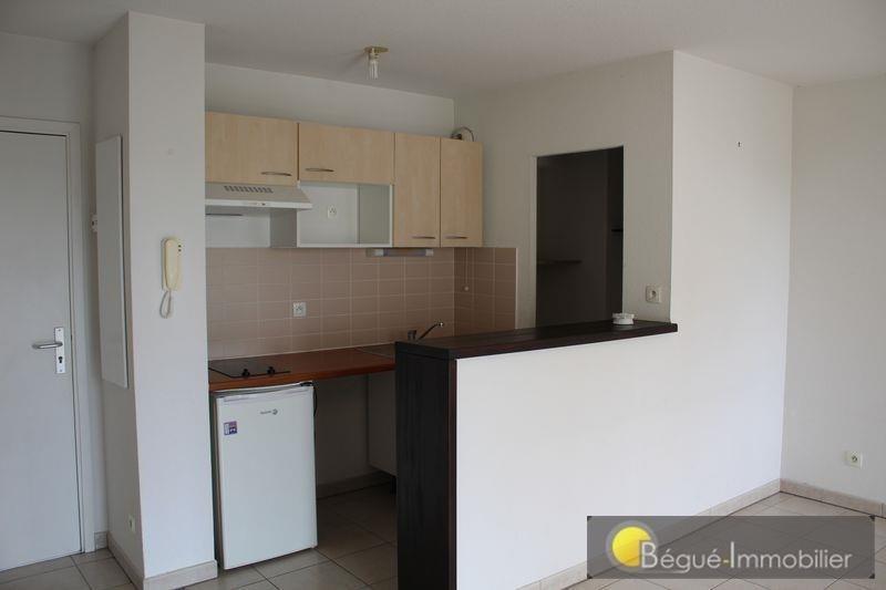 Sale apartment Pibrac 98000€ - Picture 3