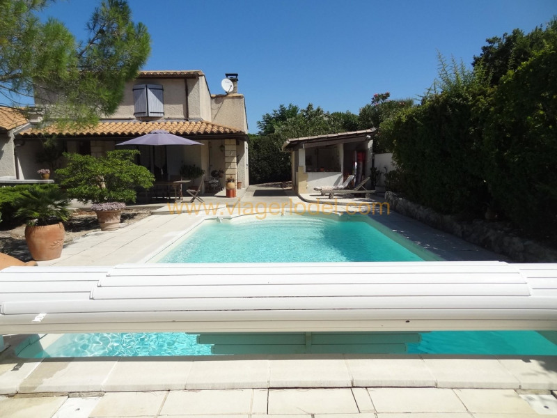 Life annuity house / villa Theziers 70000€ - Picture 2