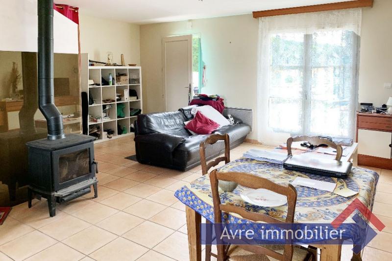 Sale house / villa Rueil la gadeliere 128000€ - Picture 4