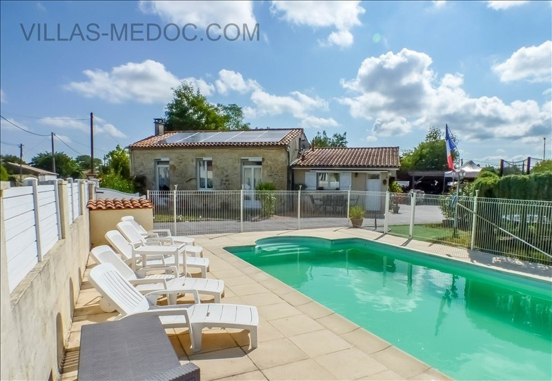 Vente maison / villa Queyrac 192 000€ - Photo 1