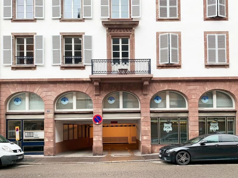 Sale parking spaces Strasbourg 28000€ - Picture 1