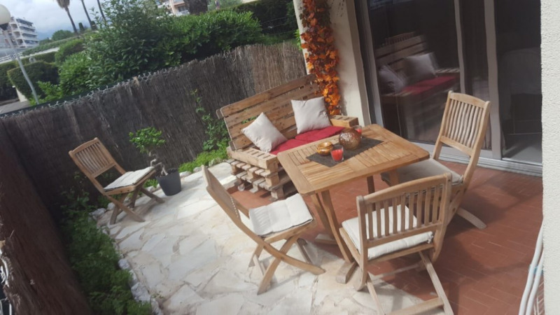 Rental apartment Cagnes sur mer 650€ CC - Picture 1