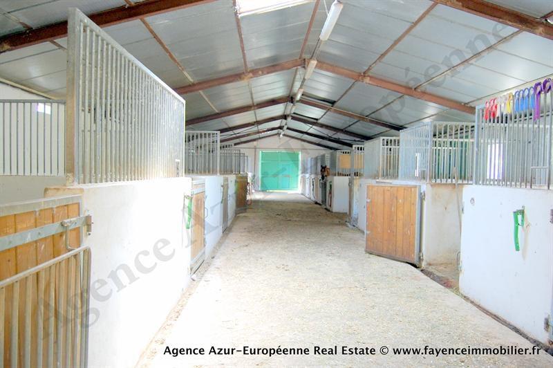 Deluxe sale house / villa Le canton de fayence 1470000€ - Picture 1