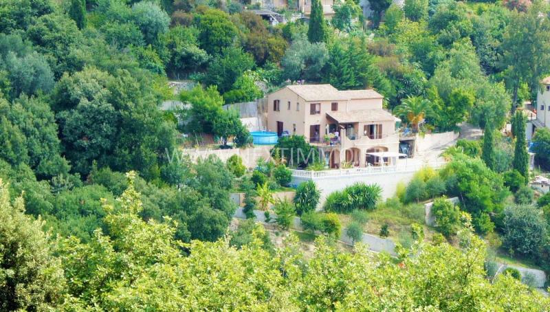 Vente de prestige appartement Menton 630000€ - Photo 1