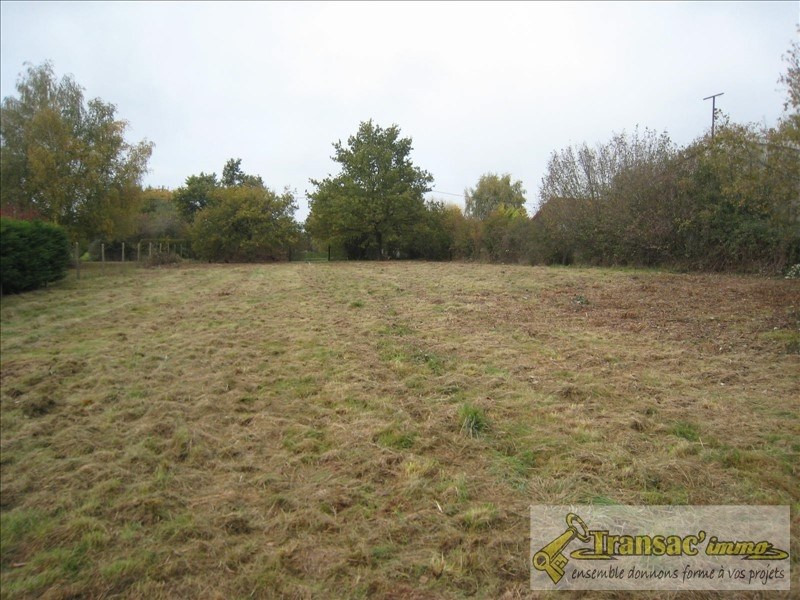 Vente terrain Paslieres 33 000€ - Photo 1