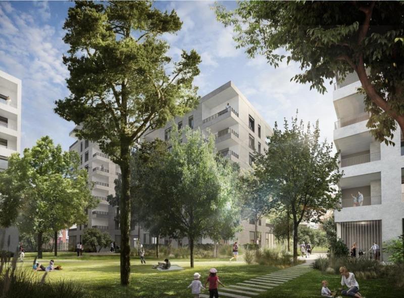 Produit d'investissement appartement Lyon 8ème 218000€ - Photo 1