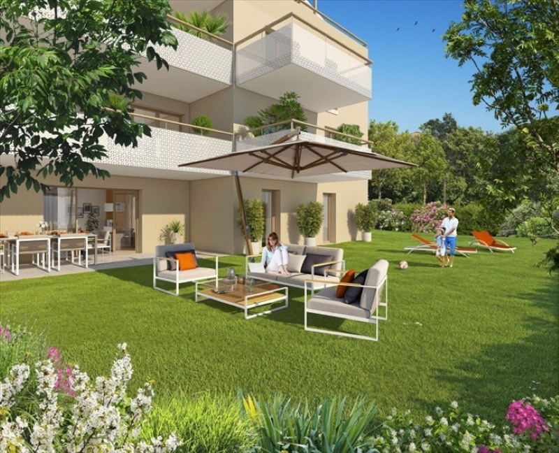 Investment property apartment Rousset 280000€ - Picture 1