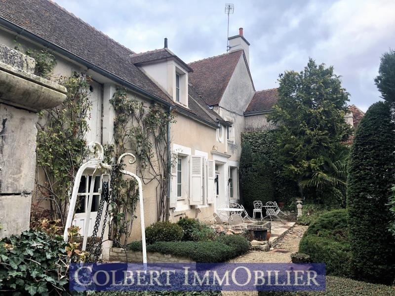 Venta  casa Champs sur yonne 275000€ - Fotografía 1