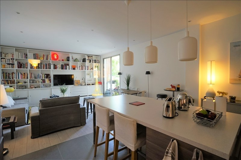 Vente appartement Asnieres sur seine 980000€ - Photo 1