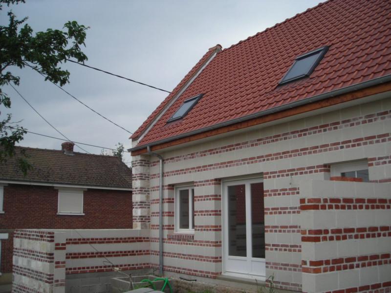 Rental house / villa Inghem 425€ CC - Picture 1