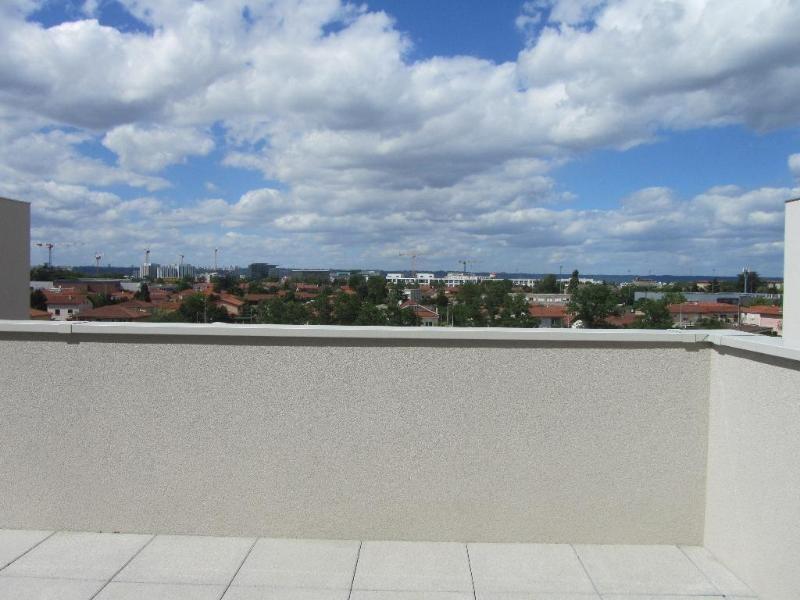 Rental apartment Vaulx en velin 647€ CC - Picture 9