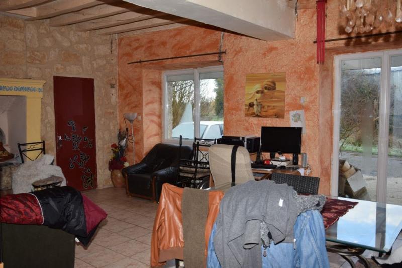 Sale house / villa Chaumont d'anjou 165600€ - Picture 5
