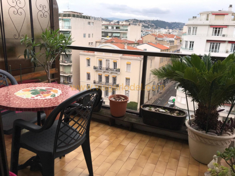 Viager appartement Nice 275 000€ - Photo 1