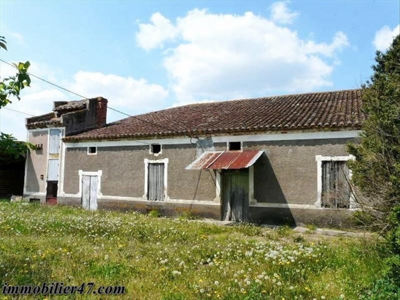 Sale house / villa Montpezat 99900€ - Picture 7