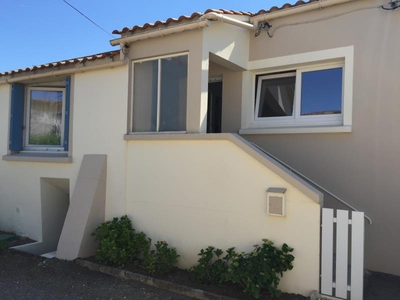 Sale house / villa Jard sur mer 135200€ - Picture 1