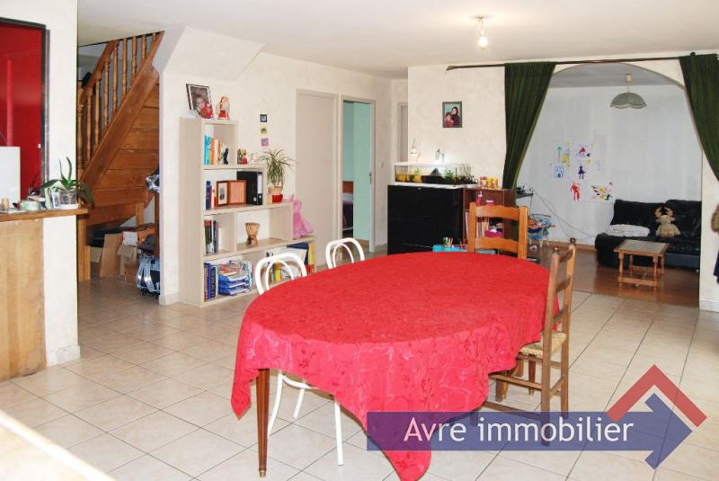 Vente maison / villa Verneuil d'avre et d'iton 153000€ - Photo 1