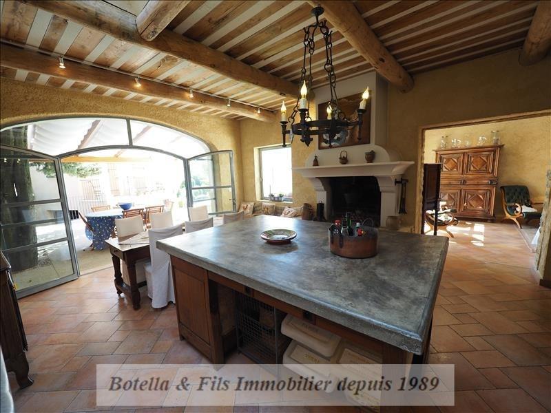 Verkoop van prestige  huis Uzes 745000€ - Foto 3