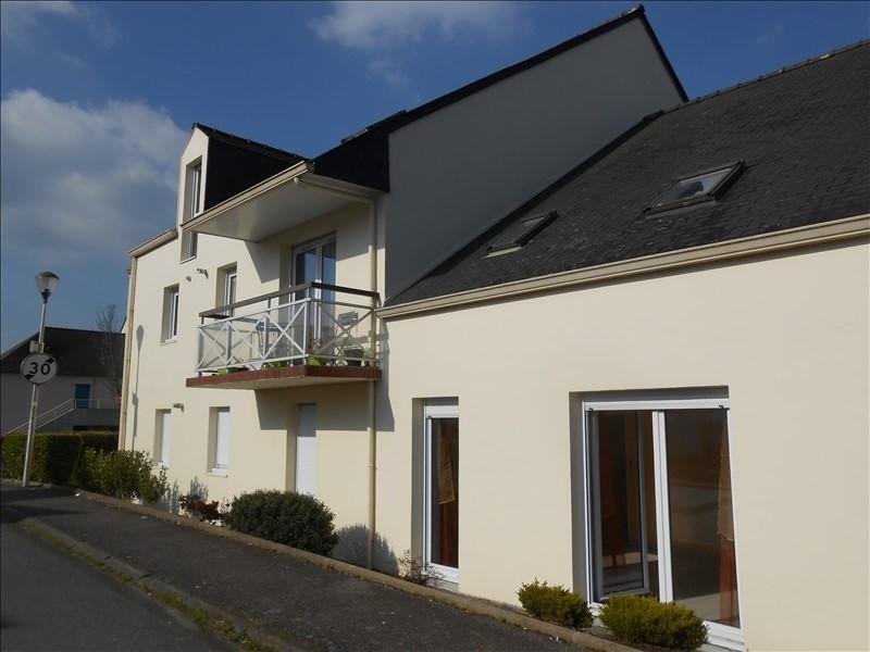 Sale apartment Quimper 74120€ - Picture 1