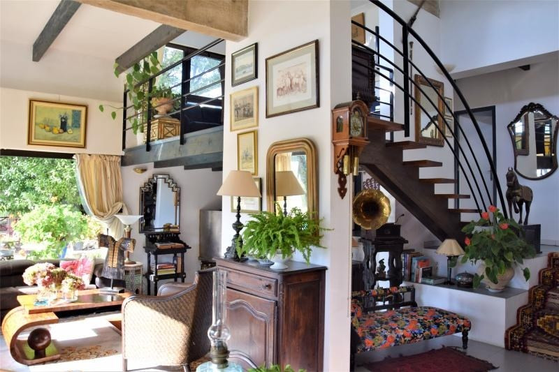 Venta  casa Eguilles 847000€ - Fotografía 4
