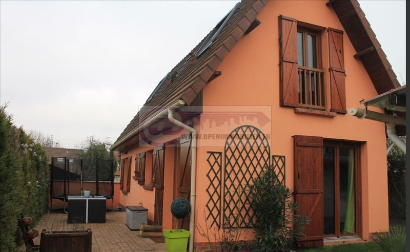 Sale house / villa Montmagny 290 000€ - Picture 2