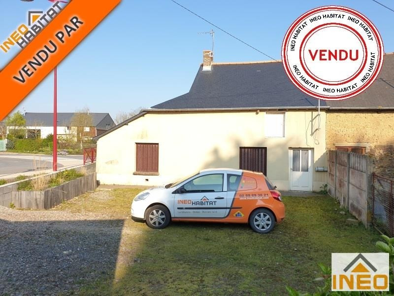 Vente maison / villa Iffendic 49000€ - Photo 1