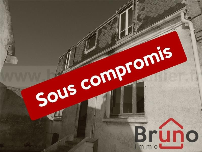 Verkoop  huis Le crotoy 109000€ - Foto 1