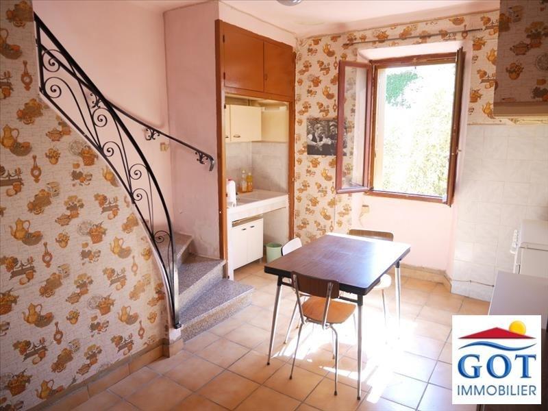 Venta  casa Rivesaltes 71500€ - Fotografía 5