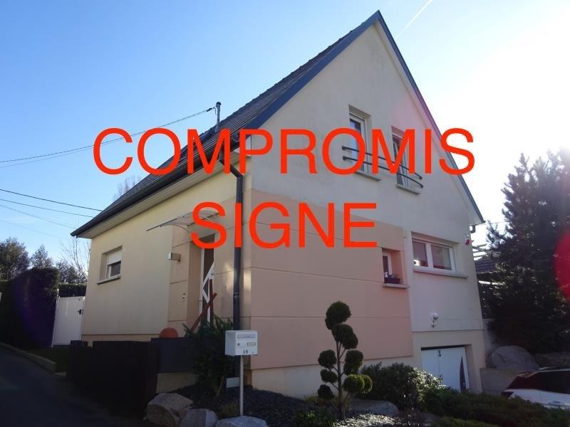 Sale house / villa Lutterbach 362000€ - Picture 1