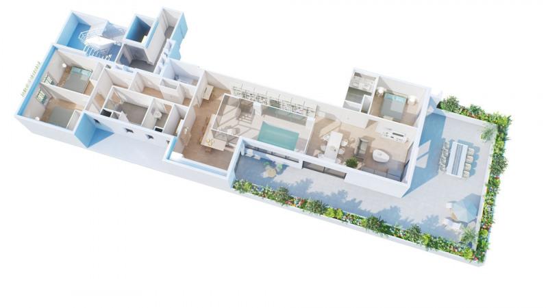 Vente appartement Agen 455000€ - Photo 3