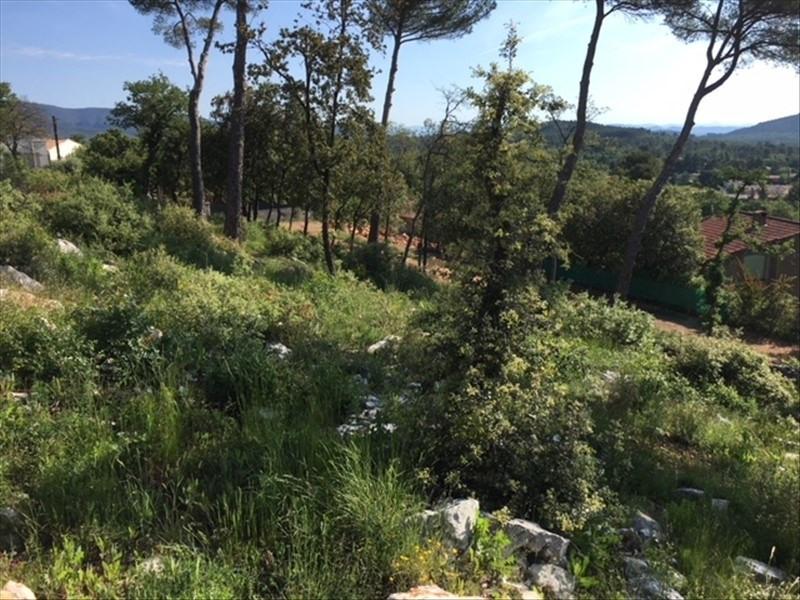 Sale site Nans les pins 165000€ - Picture 1