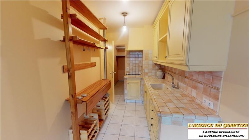 Vente appartement Boulogne billancourt 595 000€ - Photo 4