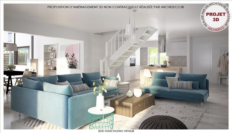 Sale house / villa Bruz 299900€ - Picture 2