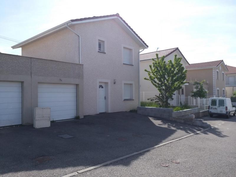 Vente maison / villa Bourgoin-jallieu 202000€ - Photo 2
