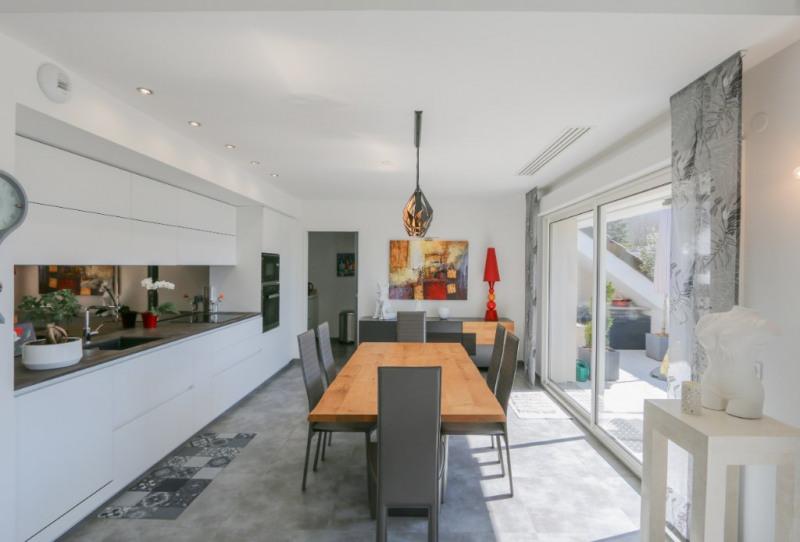 Vente de prestige appartement Aix les bains 574000€ - Photo 4