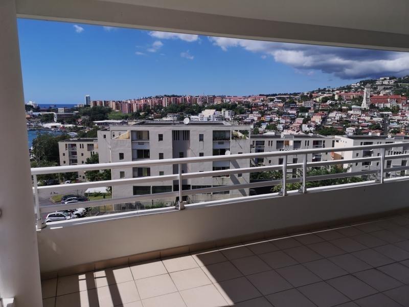 Locação apartamento Fort de france 875€ CC - Fotografia 7