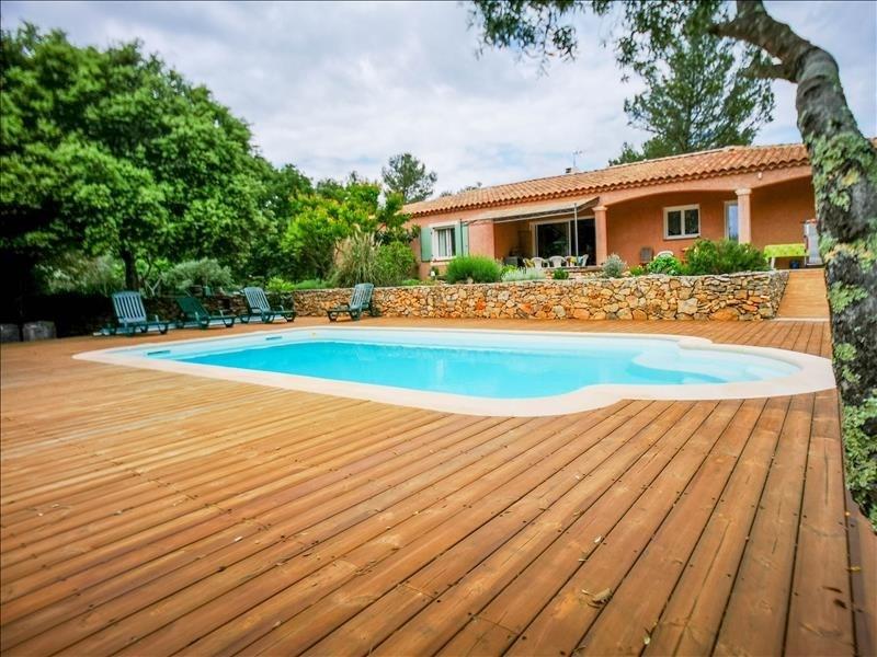 Vente de prestige maison / villa Saint maximin 599000€ - Photo 1