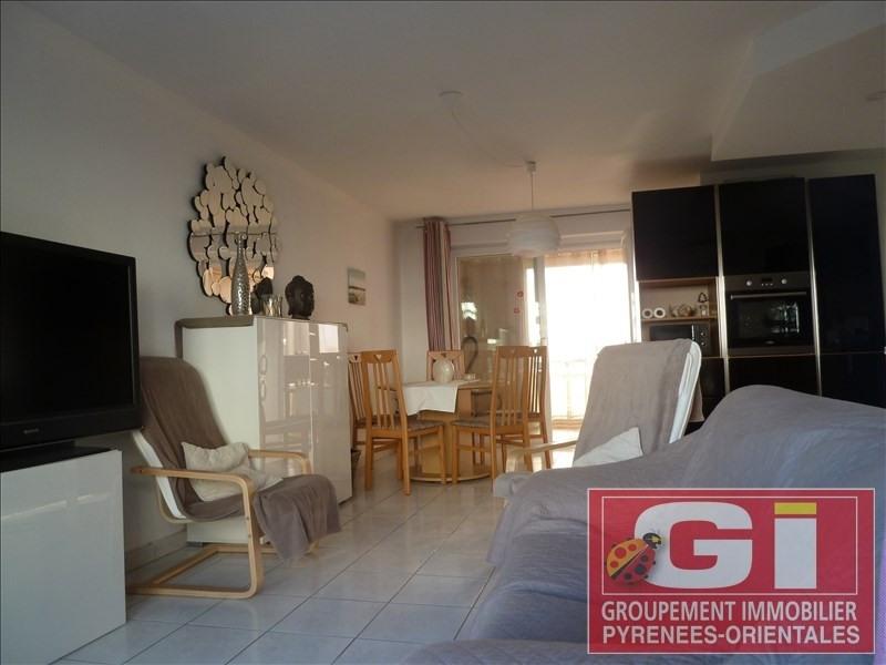 Sale apartment Canet plage 330000€ - Picture 2