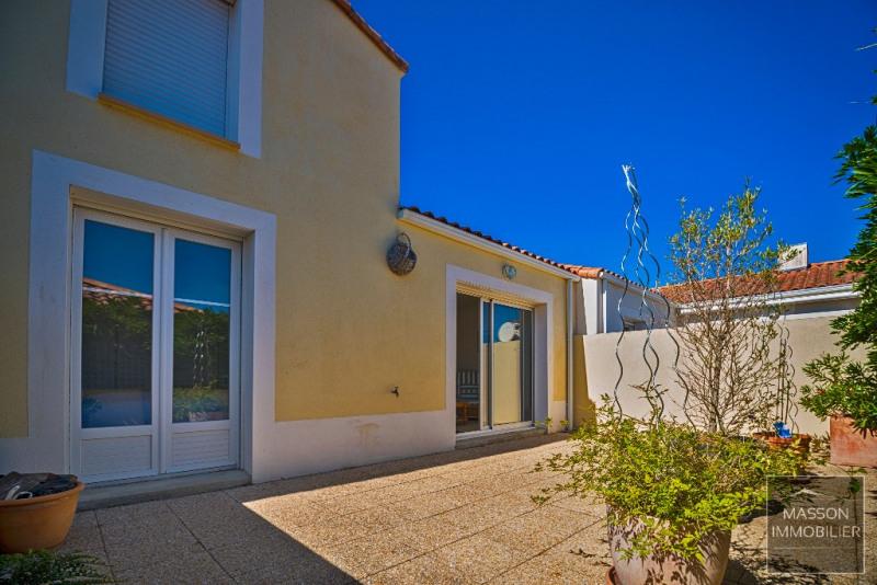 Vente maison / villa Saint gilles croix de vie 273900€ - Photo 3