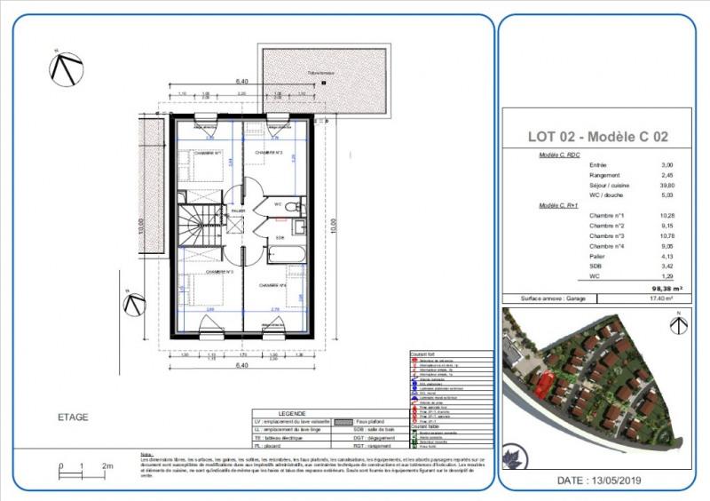 Vente maison / villa L isle d'abeau 284000€ - Photo 3