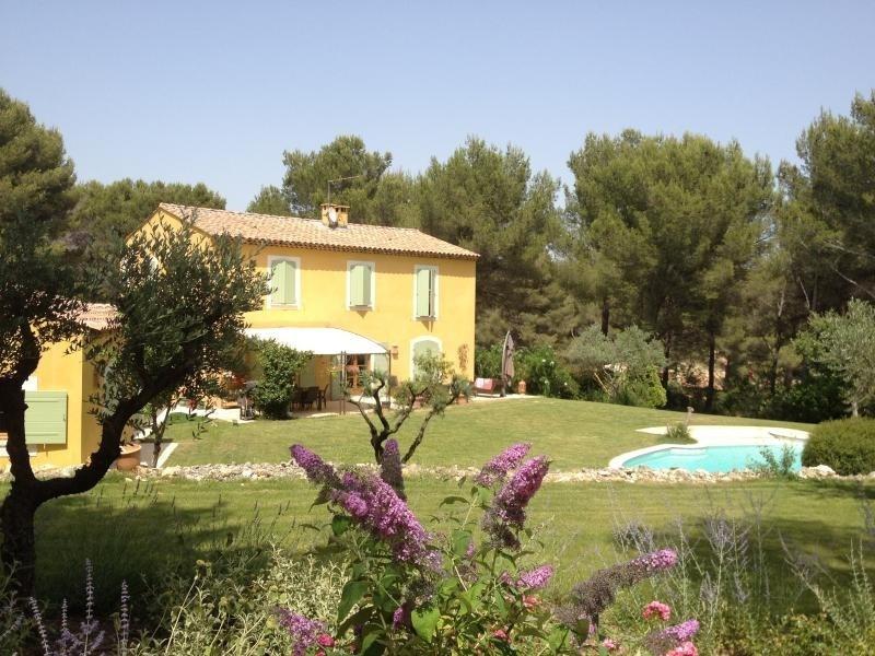 Sale house / villa Ventabren 1195000€ - Picture 2
