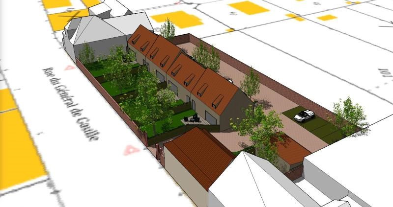Venta  terreno Wasselonne 374500€ - Fotografía 5