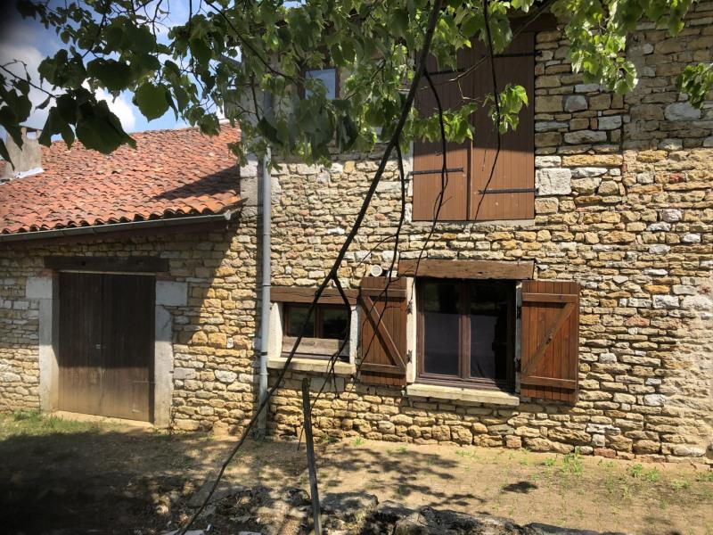 Vente maison / villa Hautecourt-romanèche 80000€ - Photo 1