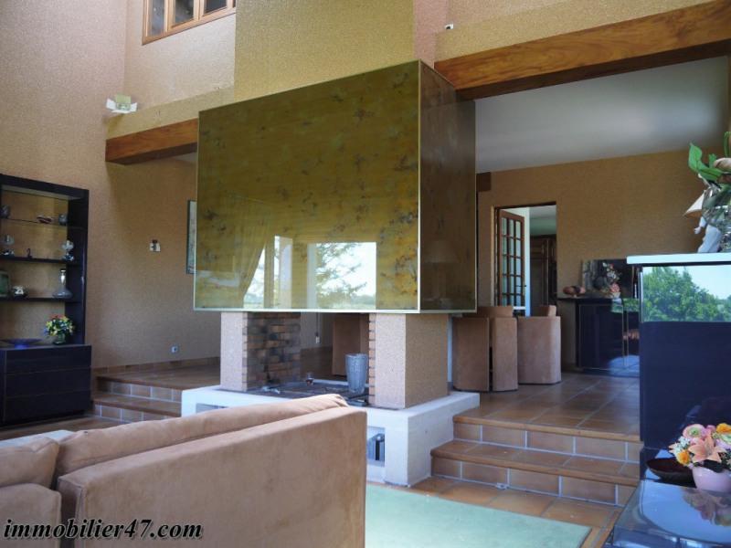 Sale house / villa Prayssas 365000€ - Picture 4