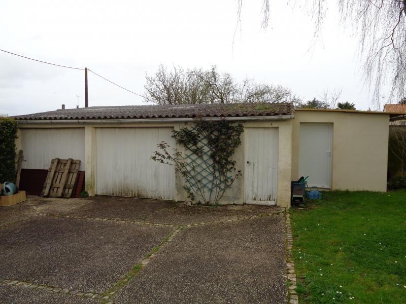 Sale house / villa Magne 220500€ - Picture 8