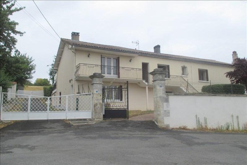 Sale house / villa Touvre 252000€ - Picture 14