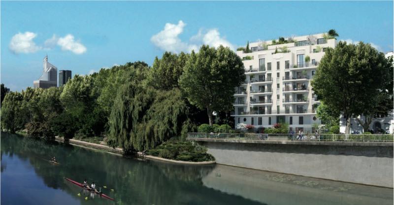 Vente appartement Neuilly-sur-seine 526000€ - Photo 1