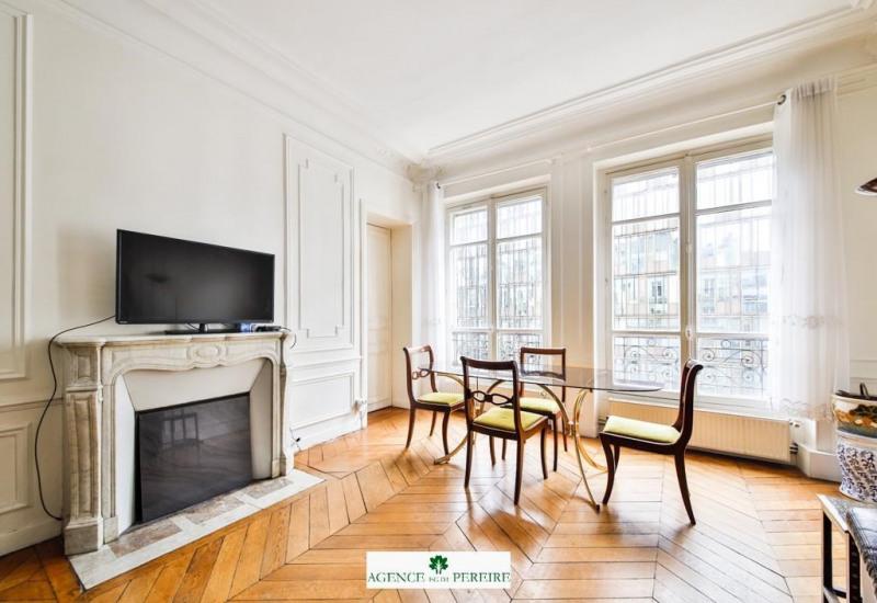 Deluxe sale apartment Paris 17ème 1170000€ - Picture 2