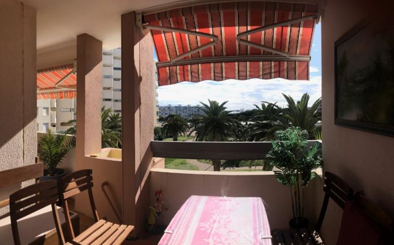 Vente appartement Carnon plage 214000€ - Photo 4